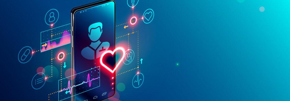 Application santé mobile